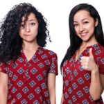 how to straighten curly hair without damaging it