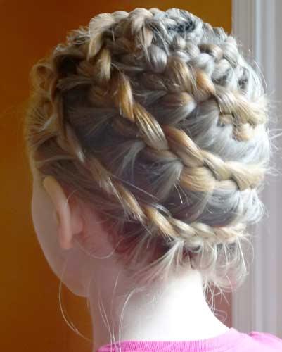 Embellished-Braided-Bun