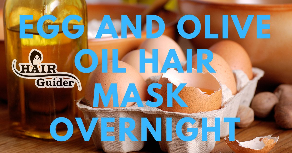 Egg-And-Olive-Oil-Hair-Mask-Overnight